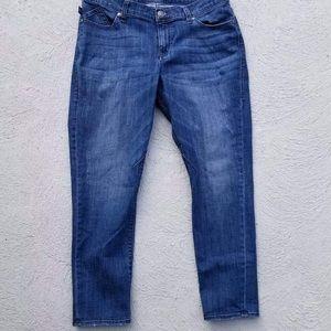 ⭐️Rock & Republic jeans women 12 mid rise skinny